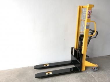 Nový ruční vysokozdvižný vozík MF10/12
