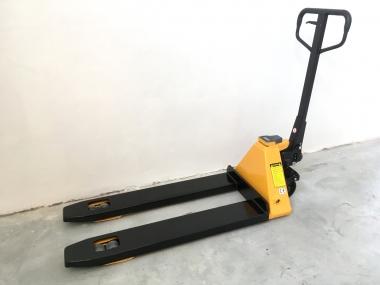 Nový paletový vozík s váhou MV20N