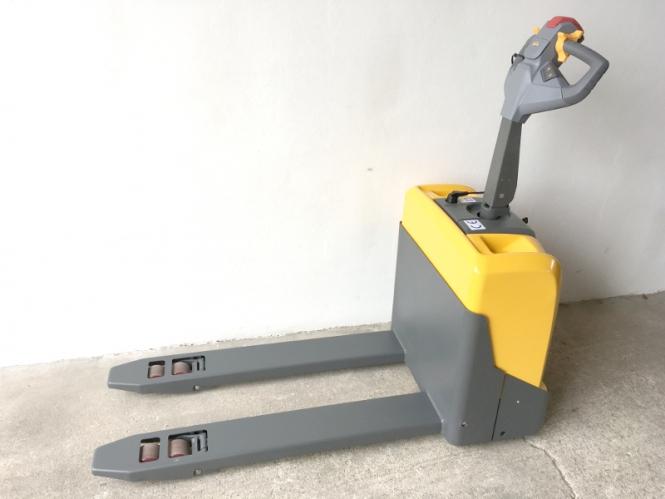 Nový elektrický paletový vozík CBD20W - cena na dotaz - NYNÍ ZA AKČNÍ CENU!
