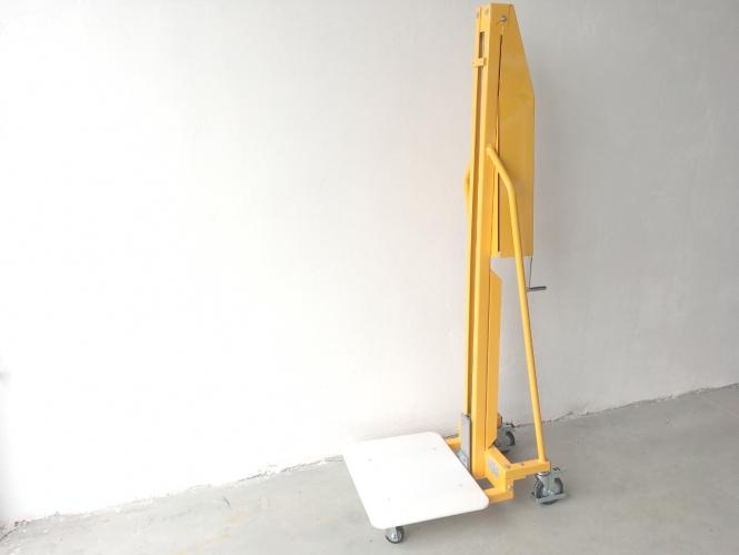Nový ruční vysokozdvižný vozík MFPS100