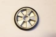Nové gumové řídící kolo průměr 200 mm, šíře 50mm