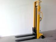 Nový ruční vysokozdvižný vozík MFR15/30 - rychlozdvižný