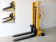 Nový ruční vysokozdvižný vozík MFPR15/25 - rychlozdvižný