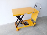 Nový zdvihací stůl MZS150