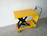 Nový zdvihací stůl MZS500